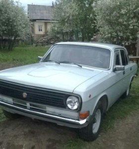 Газ 2410 Волга (1986г.) Пробег 67000