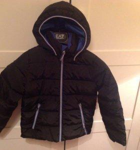 Куртка для мальчика Линдекс
