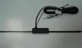 Авто антенна внутрисалонная активная