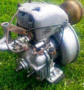 Двигатель ЗИД-4,5