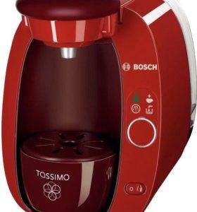 Кофемашина Bosch Tassimo Amio (t20)
