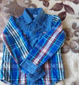 рубашки ,водолазки