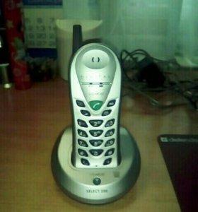 Panasonic. Цифровой беспроводной телефон.