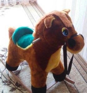Качалка -лошадь