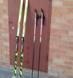 Лыжи с ботинками 40 размер