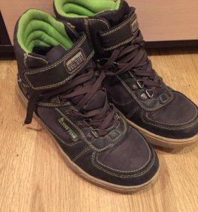 Ботинки осень-зима мужские