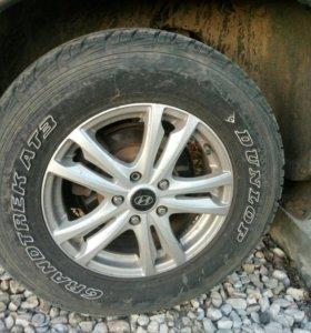 Шины Dunlop at3 225/70 r 16