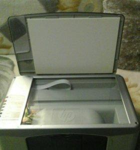 МФУ, принтер, сканер, копир