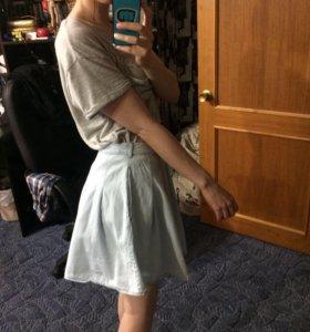Джинсовая юбка NY