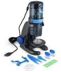 Электронный микроскоп Digital Blue QX5 новый.