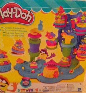 Игра Play-Doh