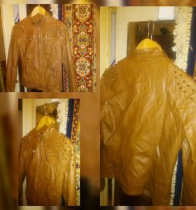 Куртка шипами