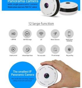 Камера панорамная