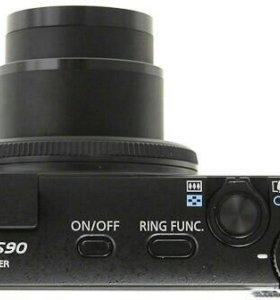 Фотоаппарат Canon S90