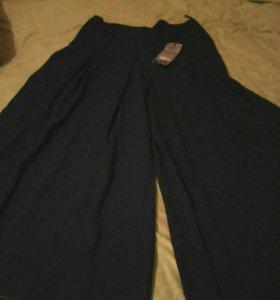 Брюки юбка женские новые