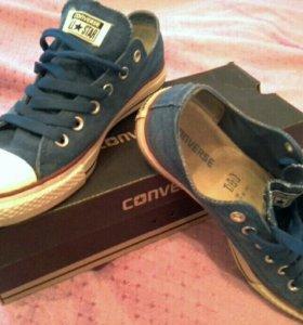 Converse all star ox navy
