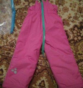 Зимние штаны HUPPA