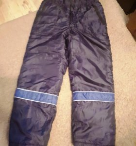 утепленные рабочие штаны
