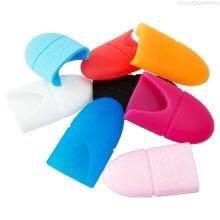 Колпачки силиконовые для ногтей бесплатно