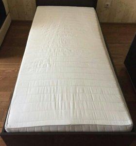Кровать новая односпальная