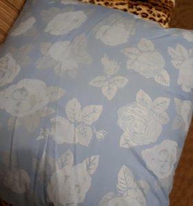 Подушки перьевые