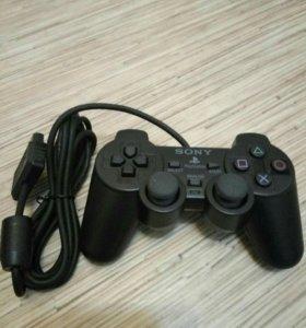 Проводной джойстик Sony PS2