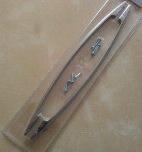 Мебельная ручка ИКЕА. Длина 38 см