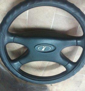 Руль на ВАЗ 2105-2107