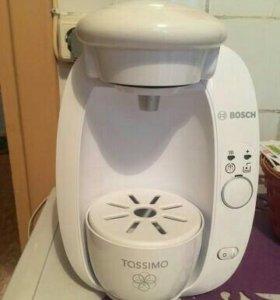 Кофемашина Bosh Tassimo