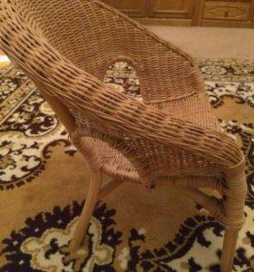 Кресло детское плетеное ИКЕА
