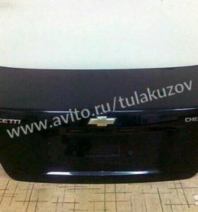 Крышка багажника на шевроле лачетти седан
