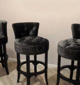 Барные стулья Вельвет