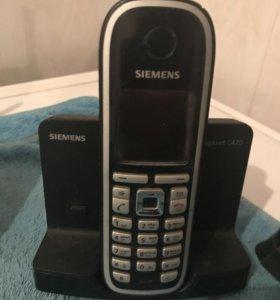 Телефон переносной Siemens