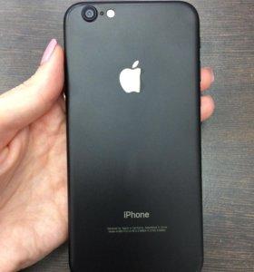 iPhone 6 под 7, Black, 64 gb