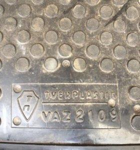 ВАЗ 2109 подложка в багажник