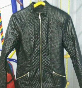 Куртка осенняя 46 р-р