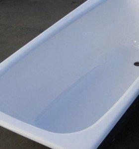 Ванна чугунная новая