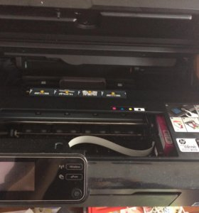 hp PHOTOSMART 5510 принтер (торг)