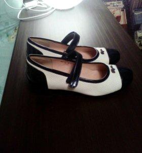 Туфли для школы р.37