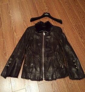 Женские шубы, кожаные и джинсовые куртки, летние и зимние пальто ... 8cd8068ef0c