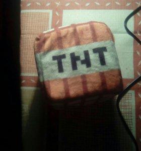 Кубик TNT