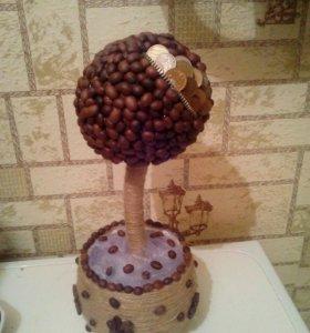 Кофейное дерево на заказ