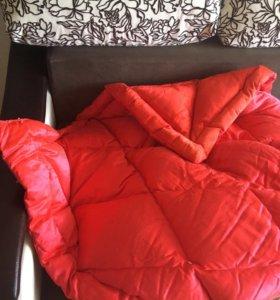 Новое пуховое одеяло