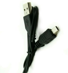 Кабель зарядный Mini USB
