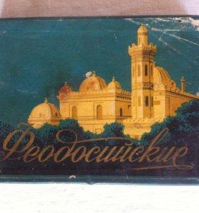 Коробка от папирос. СССР