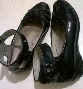 туфли -за киндер