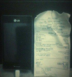 Gsm LG optimus L5 брал за 8000 торг