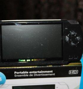 портативная игровая консоль DENN