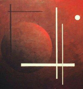 "Картина "" Марс """