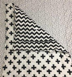 Конверт-одеяльце (трансформер)